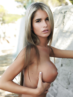 Errotica-Archives  Nessa  Breasts, Erotic, Boobs, Tits, Pussy, Outdoor, Softcore